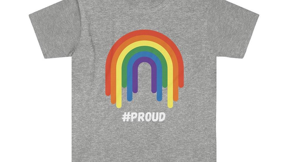 #PROUD Unisex Softstyle T-Shirt