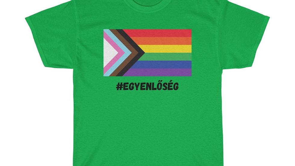 EGYENLŐSÉG Unisex T-Shirt