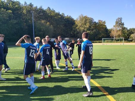 A-Jugend verabschiedet Landesligisten aus dem Pokal