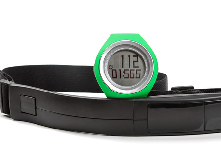 Heart rate variability as a fitness marker