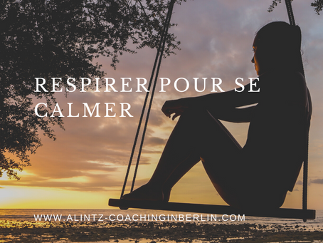 Covid-19 - Jour3: Exercice de respiration pour réduire le stress