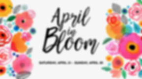 FO180329 April In Bloom FB Event Graphic