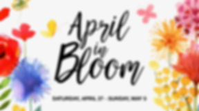 FO190322 April In Bloom Eventbrite Graph