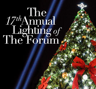 FO191030 Lighting of The Forum Facebook