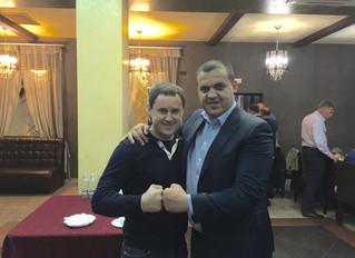 Совещание Генерального секретаря Федерации бокса России Кремлева У.Н. с руководителями региональных