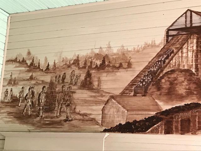 Museum, Mining Scene