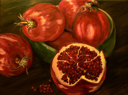 Pompous Pomegranates