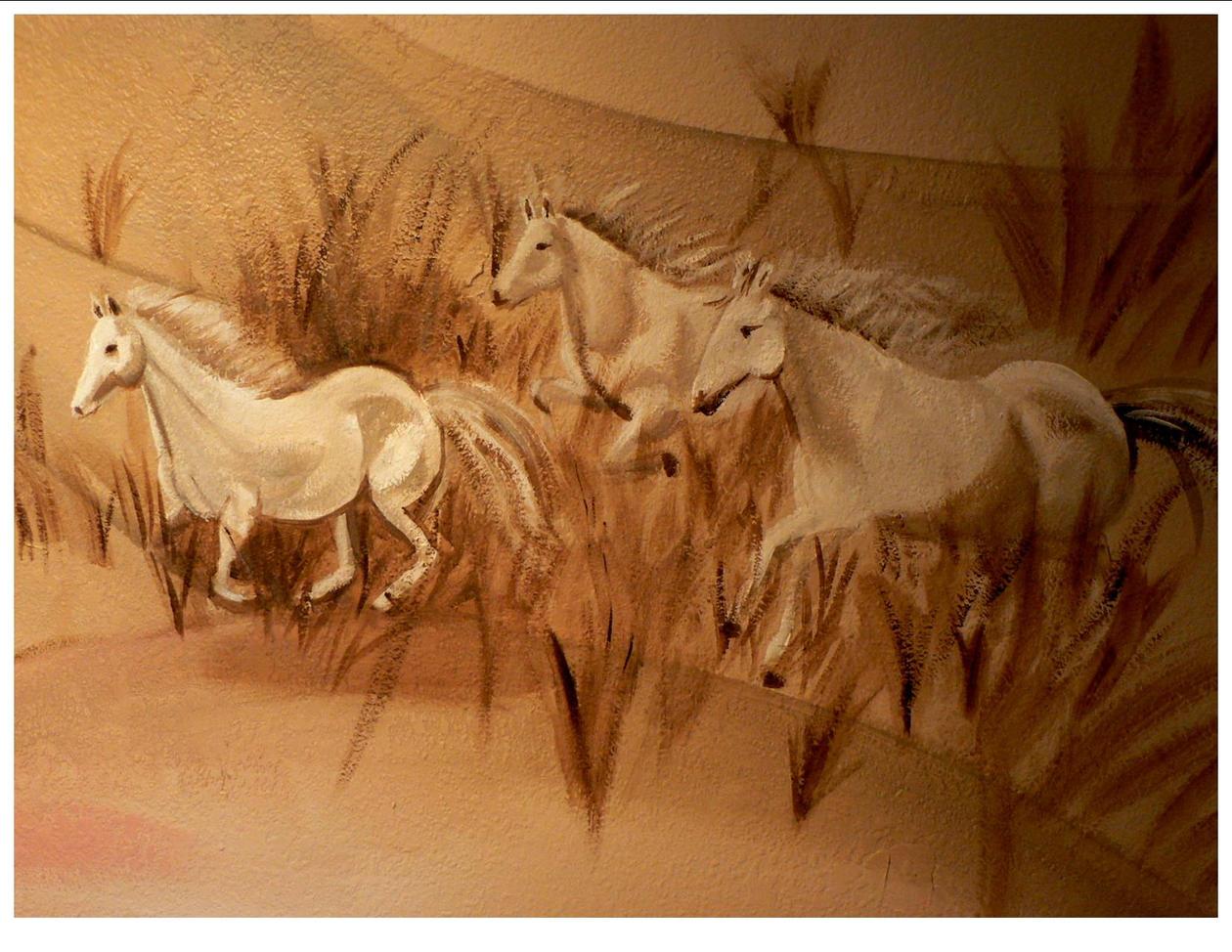 Grettas horses