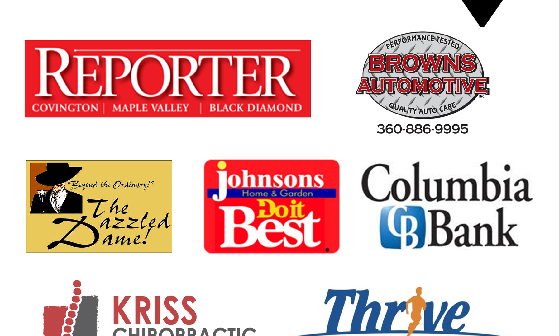 List of Miner's Day Sponsors