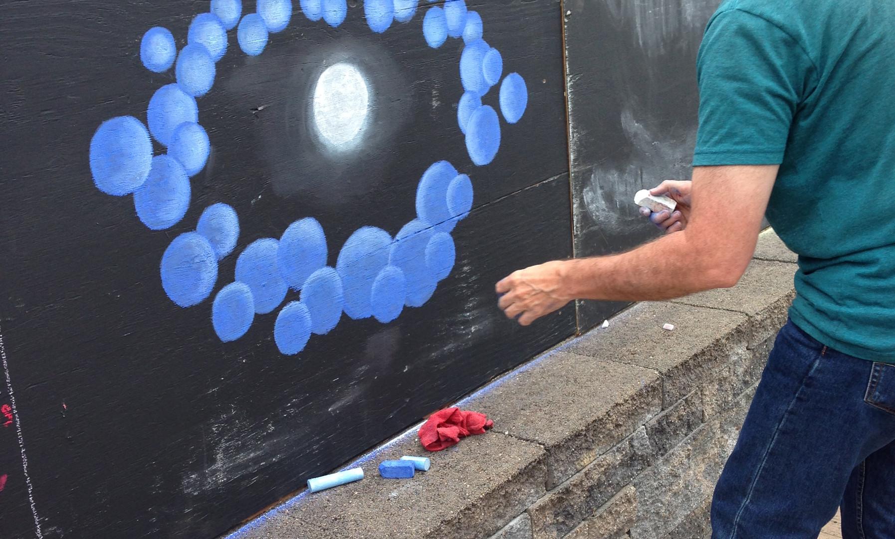 Chalk In Grand Prize Winner, 2016