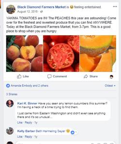 Yakima tomatoes