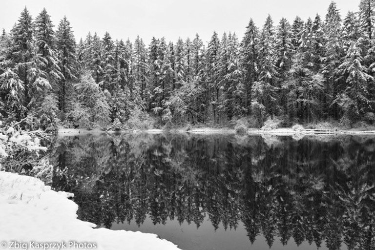 """Winter_Reflection_Sinkhole_Lake,_Enum"