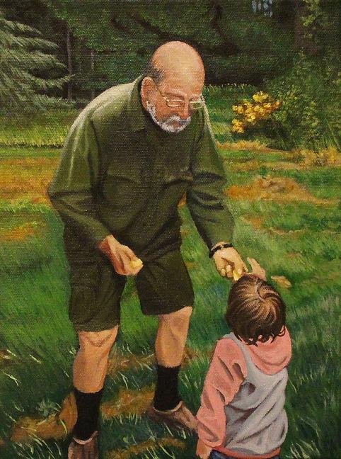 Old Man Feeding Child 2.1.JPG