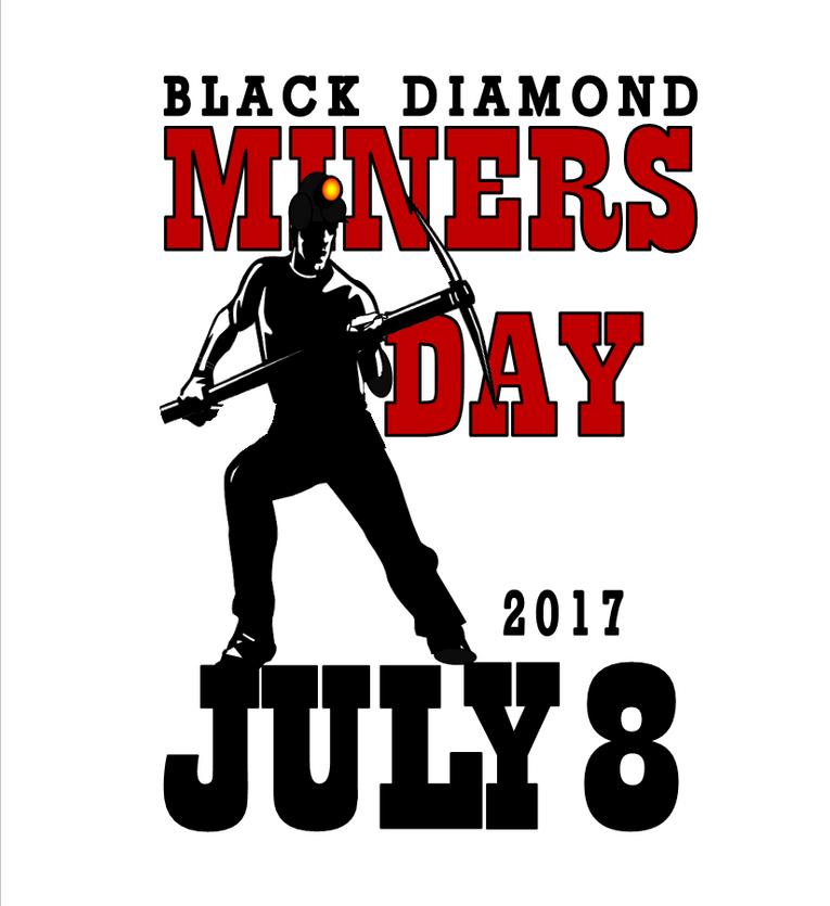 Miner's Day Logo
