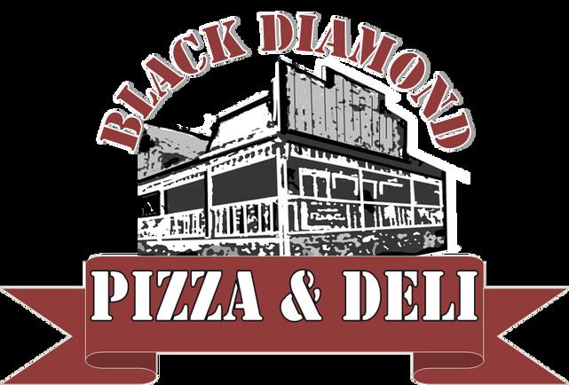 Pizza & Deli Logo