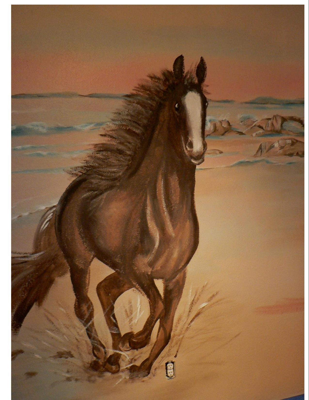 Grettas horses 3s