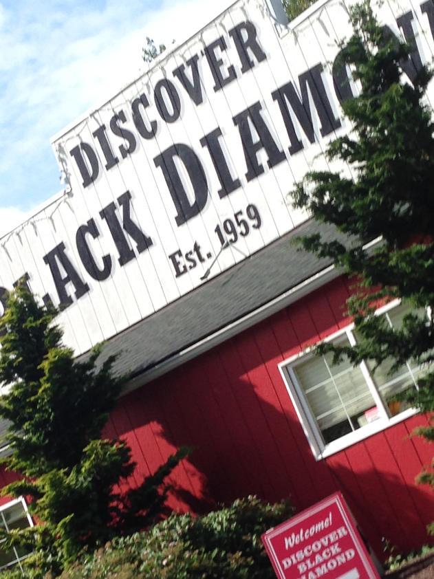 Discover Black Diamond Store Front
