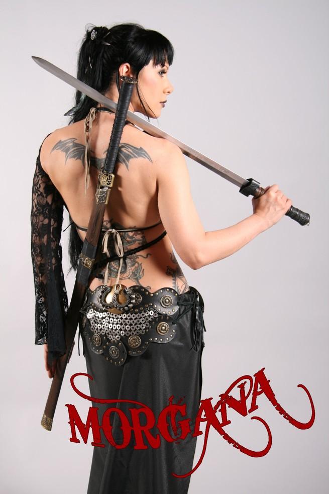 Morgana 2 espadas pek