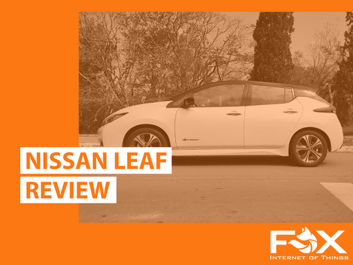 Review do Nissan Leaf