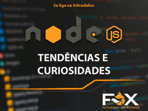 Node.js: curiosidades e tendências