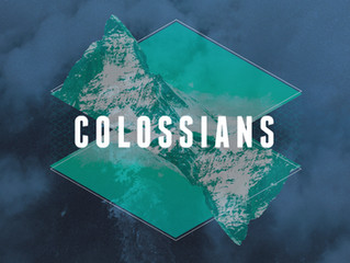 Colossians - Do You Live Your Life with Urgency?