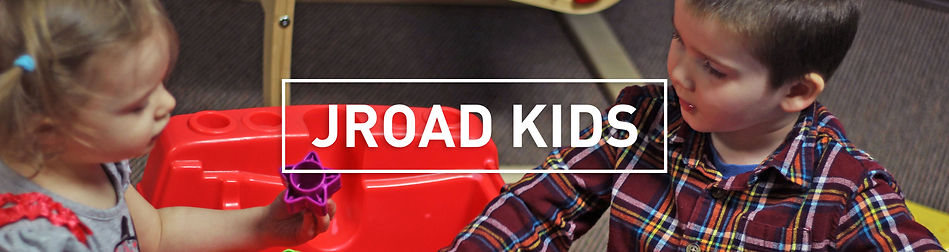 JRoad Kids: The Children's Ministry of Jericho Road Church of Muskegon, MI