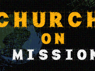 Church On Mission - Equip the Found