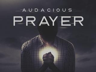 Audacious Prayer - Increase Our Faith
