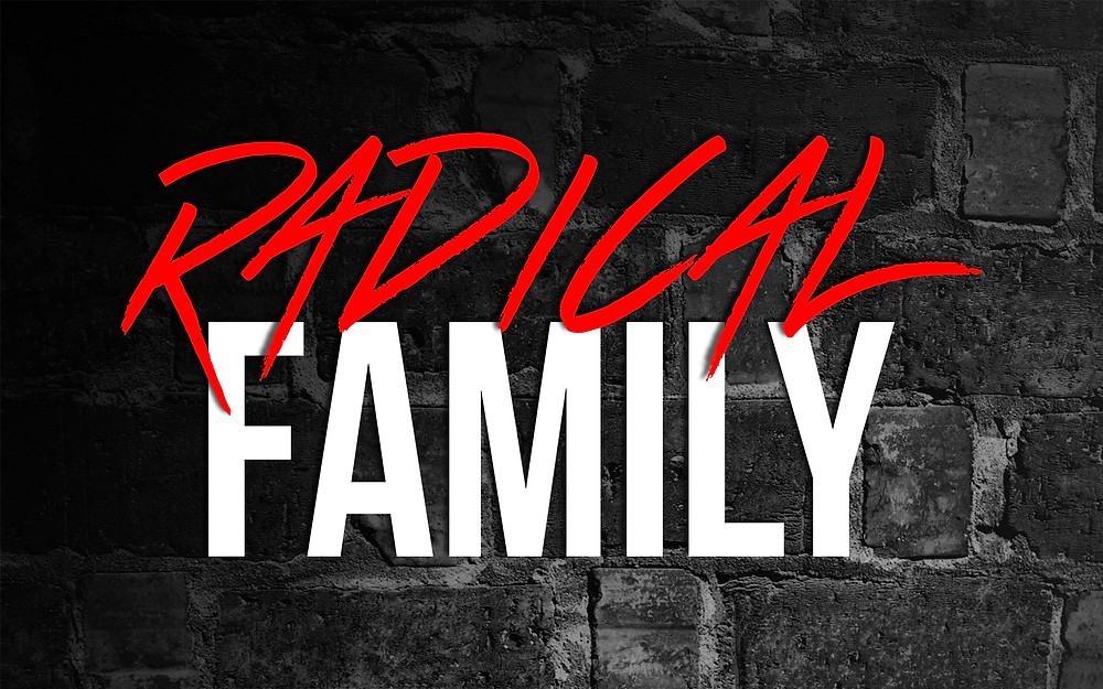 Radical Family (Sermon Series at Jericho Road Church of Musekgon, MI)