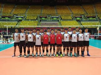 【百年機遇,再創傳奇一刻】香港男子排球青年隊