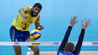 【里約奧運】星級VOLLEYBALLER: Wallace Leandro de Souza@Brazil