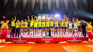 【里約奧運】打不死的森巴精神- 巴西女排力爭三連霸的黃金一代