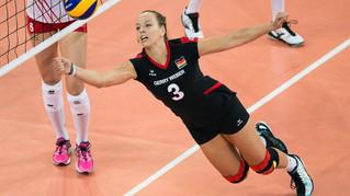 2016 世界女排大獎賽香港站 — 德國隊