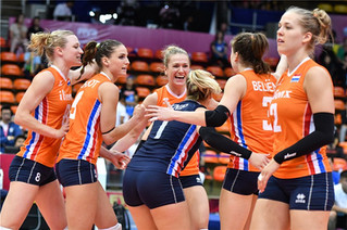【里約奧運】美女兵團齊上齊落-荷蘭女排八強有望