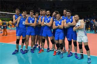 【里約奧運】男排小組混戰 四國爭三席位