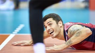 【里約奧運】星級VOLLEYBALLER: Matt Anderson@USA