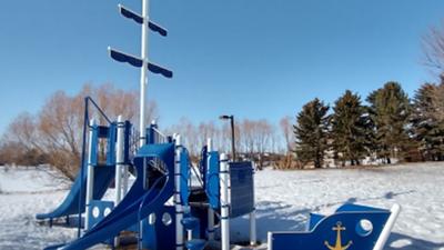 Wandering Wednesdays - Winter Edition Lakeridge Park North