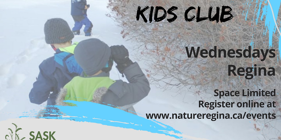 Get Outside! Outdoor Adventures Kids Club 11:00 a.m.