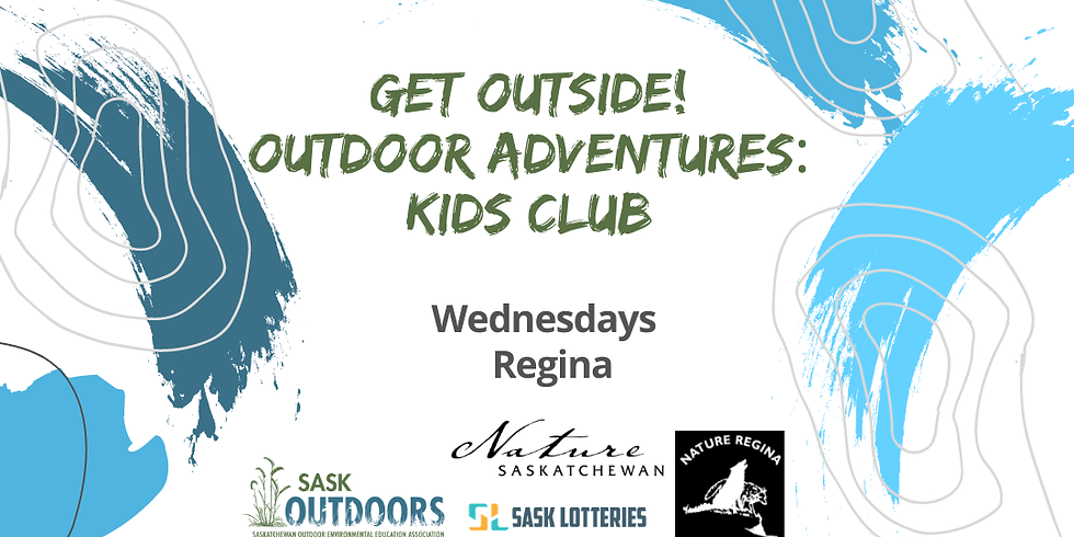 Get Outside! Outdoor Adventures Kids Club
