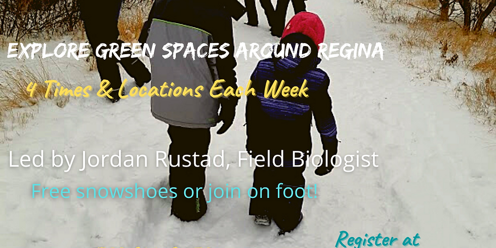 Get Outside! Outdoor Explorer Event - Kiwanis Waterfall Park 1:00 p.m.