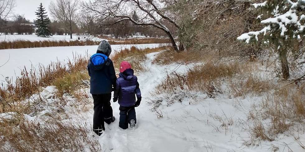 Get Outside! Guided Hike 10:00 a.m.