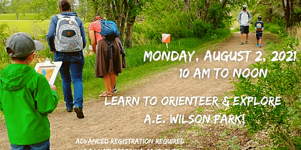 Get Outside! Free Public Event 10:00 a.m.