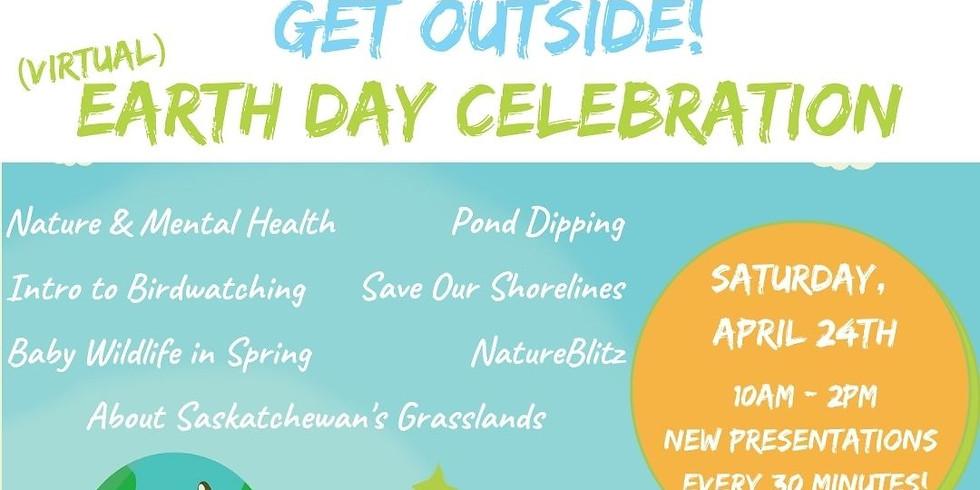 Get Outside! (Virtual) Earth Day Celebration
