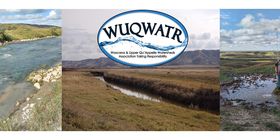 January General Meeting - WUQWATR's Program Lead, Justine Melo