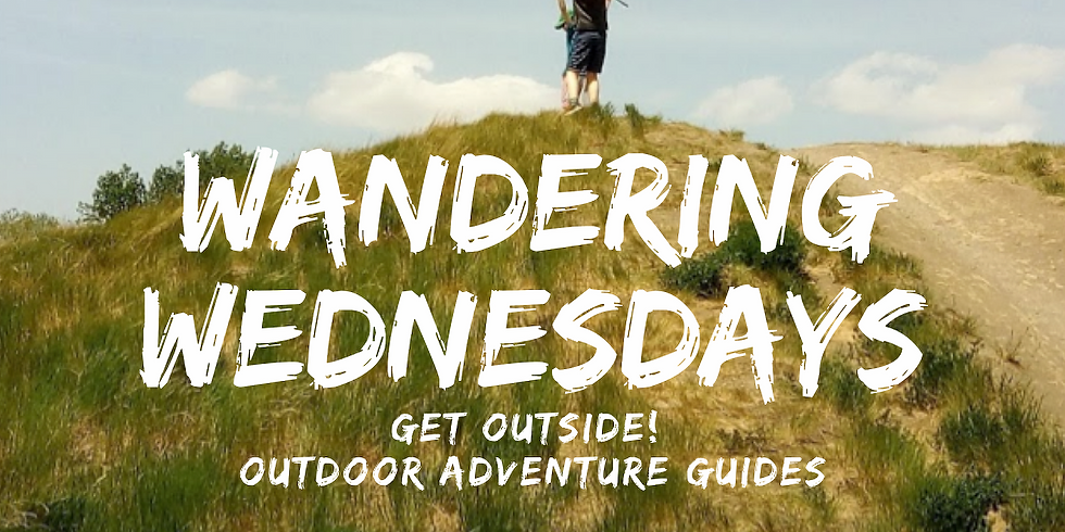 September General Meeting - Get Outside! Outdoor Adventure Guides