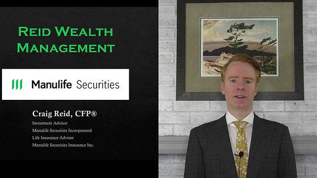 A brief description of Investment Management services offered through Reid Wealth Management