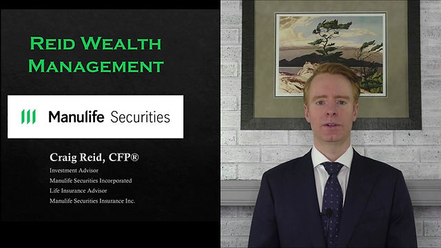 A brief description of Financial Planning services offered through Reid Wealth Management