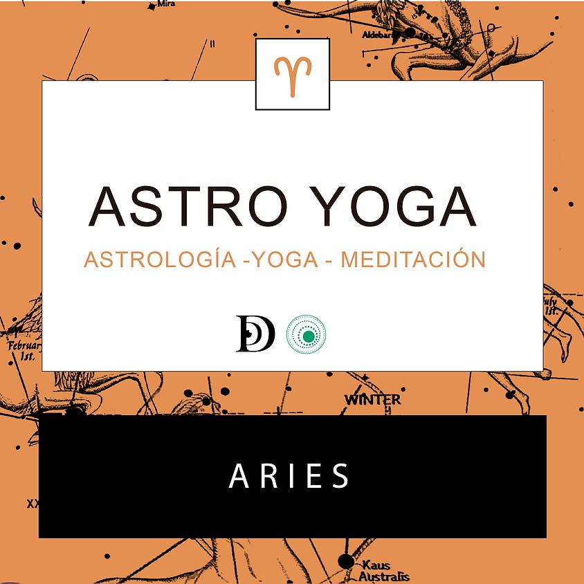 ASTRO YOGA - El mes de Aries