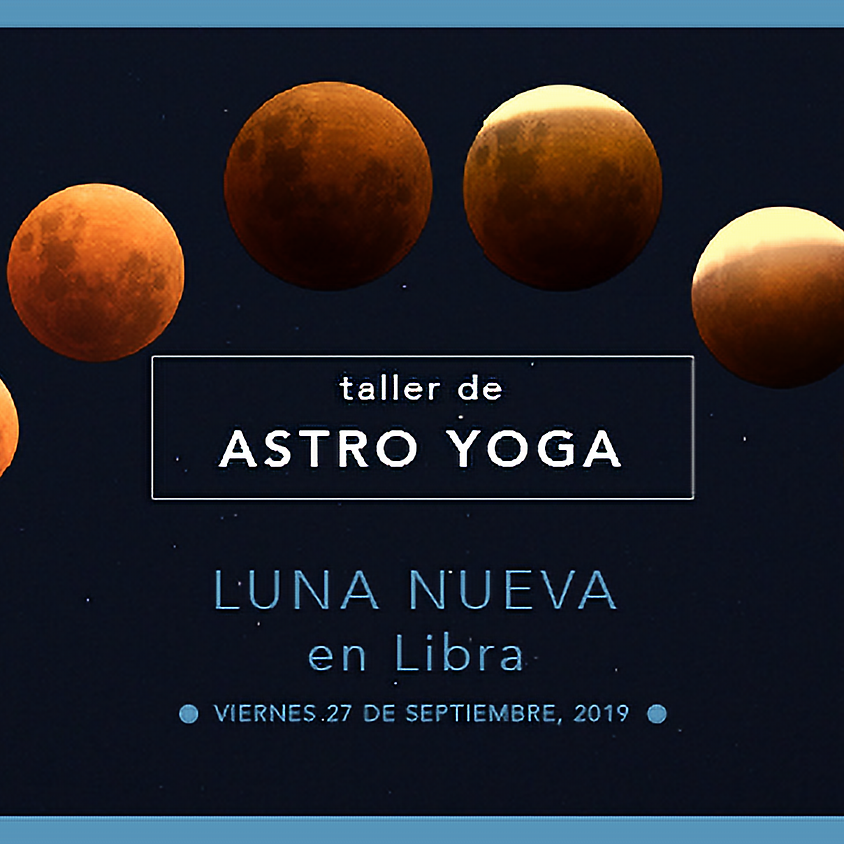 Luna nueva en Libra