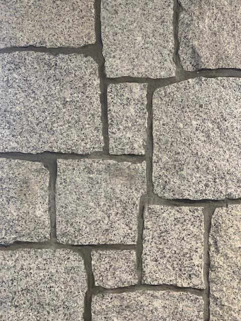 Sintra Grey- Squares & Rec